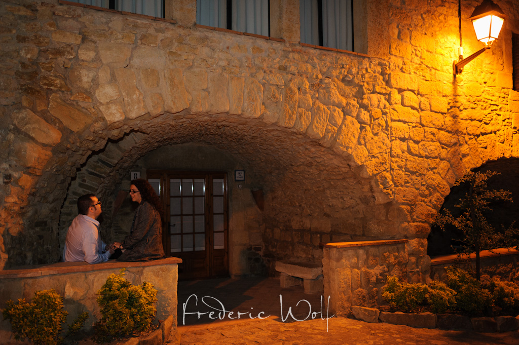 Preboda en Peratallada - Engagement session