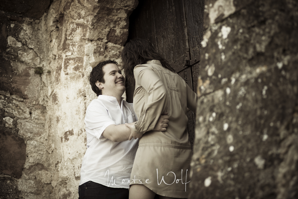 Preboda Castell de Gelida - Engagement session