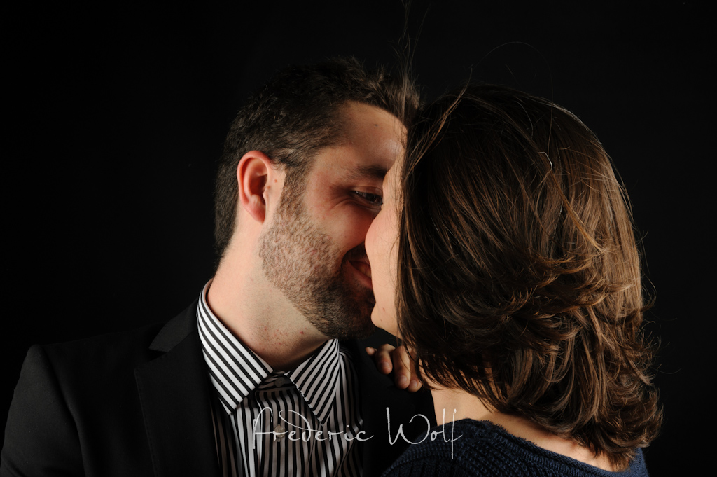 preboda en estudio - studio engagement session